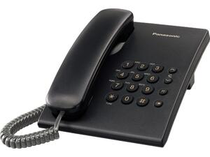 Σταθερό τηλέφωνο PANASONIC KX-TS500EXB