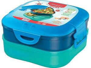 Δοχείο φαγητού Maped 3 σε 1 μπλε 870703