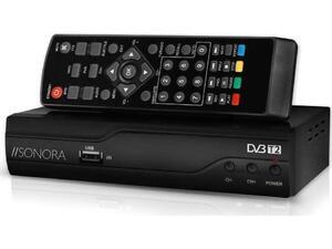 Αποκωδικοποιητής SONORA DVB T2-001
