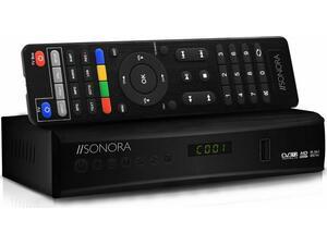 Αποκωδικοποιητής SONORA DVB-T2 H265