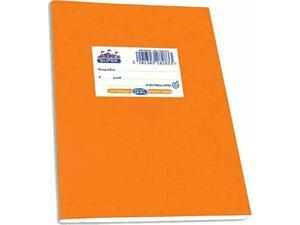 """Τετράδιο Skag """"SUPER ΔΙΕΘΝΕΣ"""" Εκθέσεων 50 Φύλλων 17x25cm πορτοκαλί (Πορτοκαλί)"""