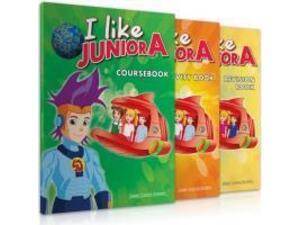 I like junior A πακέτο με i-book+ revision cd + δώρα