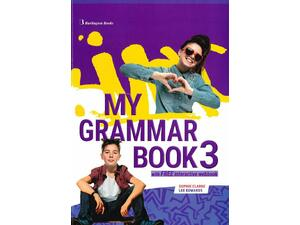 My Grammar Book 3 Student's Book, with Free Interactive Webbook