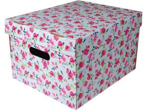 """Κουτί αρχειοθέτησης Next """"Romantic"""" χάρτινο σε διάφορα μεγέθη"""