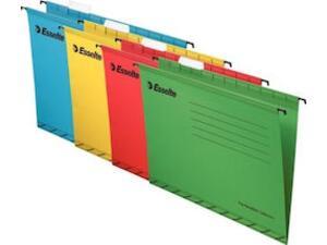 Φάκελος κρεμαστός Esselte A4 σε διάφορα χρώματα