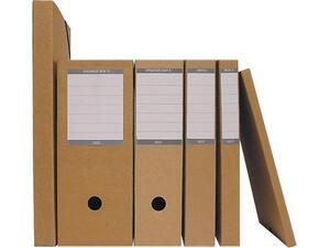 Κουτί αρχειοθέτησης Next με λάστιχο οικολογικό 33.5x25cm