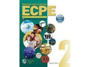 ECPE Practice Examinations Book 2 Student's book Revised 2021