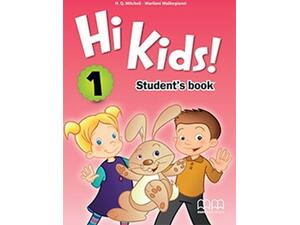Hi Kids 1 student's book (978-618-050-250-3)