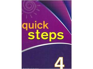 QUICK STEPS 4 STUDENT'S BOOK (+MP3)