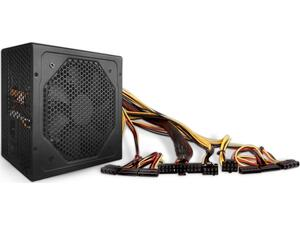 Τροφοδοτικό Η/Υ ATX 550W Μαύρο NOD A550