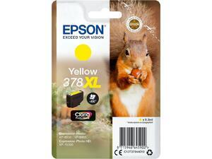 Μελάνι εκτυπωτή EPSON 378XL Yellow 9.3ml (Yellow)