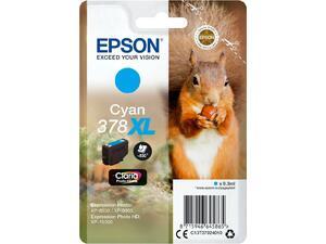 Μελάνι εκτυπωτή EPSON 378XL Cyan 9.3ml (Cyan)