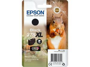 Μελάνι εκτυπωτή EPSON 378XL Black 11,2ml (Black)