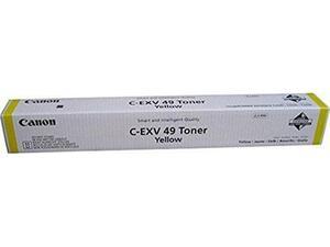 Toner εκτυπωτή CANON C-EXV49 Yellow 19κ (C3320/I/3325I/3330I) 8527B002 (Yellow)