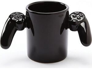 Kούπα I-Total mugs joypad κεραμική 355ml μαύρη (XL0609)