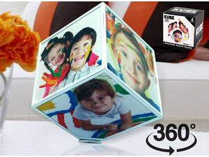 Κορνίζα I-TOTAL 360o Magic Cube 11.2cm XL0468
