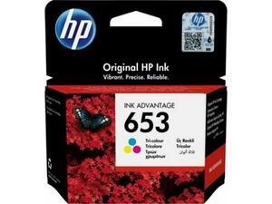 Μελάνι εκτυπωτή HP Νο653 Colour 3YM74AE 200pgs (Tri-colour)