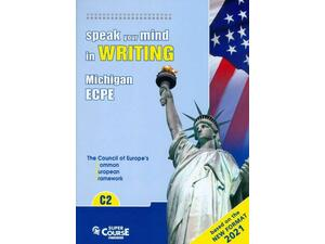 Speak your mind in writing Michigan ECPE (New format 2021)