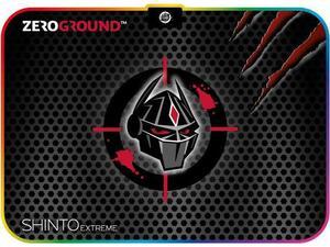 Mousepad Gaming Zeroground RGB MP-1900G SHINTO EXTREME v2.0