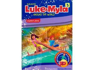 Luke & Myla 3  Student's book (978-9925-30-567-4)