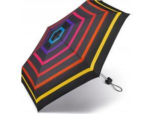 """Ομπρέλα βροχής γυναικεία """"Essentials"""" Ultra Mini Stripes διάφορα σχέδια"""