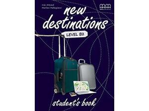 New destinations level B2 student's book (9789605090753)