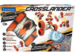Τηλεκατευθυνόμενο Lexibook Crosslander luminous all-terrain RC20