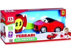 Τηλεκατευθυνόμενο Bburago junior ferrari 488 gtb lil drivers (16/82003)
