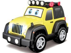 Bburago junior jeep wrangler light & sound (16/81201)