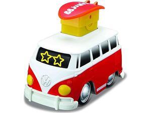 Volkswagen, Press & Go Samba Bus Red (16/85110)