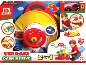 Bburago junior ferrari F12 berlinetta dash 'n drive (16/88803)